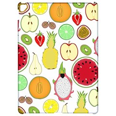 Mango Fruit Pieces Watermelon Dragon Passion Fruit Apple Strawberry Pineapple Melon Apple Ipad Pro 12 9   Hardshell Case by Mariart