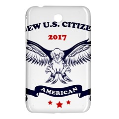 New U S  Citizen Eagle 2017  Samsung Galaxy Tab 3 (7 ) P3200 Hardshell Case  by crcustomgifts