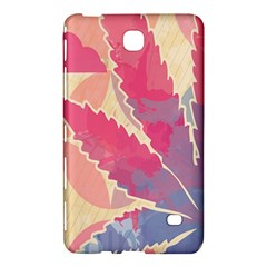 Marijuana Heart Cannabis Rainbow Pink Cloud Samsung Galaxy Tab 4 (8 ) Hardshell Case  by Mariart