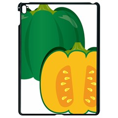 Pumpkin Peppers Green Yellow Apple Ipad Pro 9 7   Black Seamless Case by Mariart