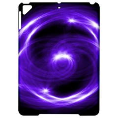 Purple Black Star Neon Light Space Galaxy Apple Ipad Pro 9 7   Hardshell Case by Mariart