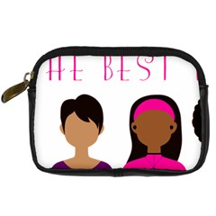 Black Girls Be The Best You Digital Camera Cases by kenique
