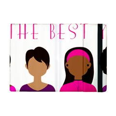 Black Girls Be The Best You Apple Ipad Mini Flip Case by kenique