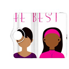 Black Girls Be The Best You Kindle Fire Hdx 8 9  Flip 360 Case by kenique