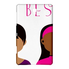 Black Girls Be The Best You Samsung Galaxy Tab S (8 4 ) Hardshell Case  by kenique