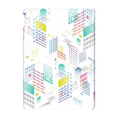 Layer Capital City Building Apple Ipad Pro 10 5   Hardshell Case by Mariart