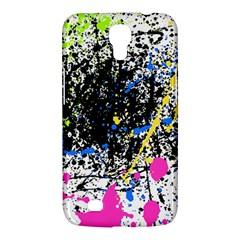 Spot Paint Pink Black Green Yellow Blue Sexy Samsung Galaxy Mega 6 3  I9200 Hardshell Case by Mariart
