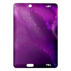 Space Star Planet Galaxy Purple Amazon Kindle Fire Hd (2013) Hardshell Case by Mariart