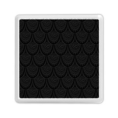 Skin Abstract Wallpaper Dump Black Flower  Wave Chevron Memory Card Reader (square)  by Mariart