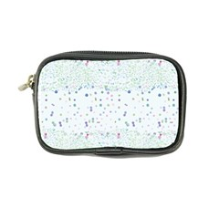 Spot Polka Dots Blue Pink Sexy Coin Purse by Mariart