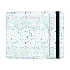 Spot Polka Dots Blue Pink Sexy Samsung Galaxy Tab Pro 8 4  Flip Case by Mariart