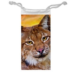 Tiger Beetle Lion Tiger Animals Jewelry Bag by Mariart