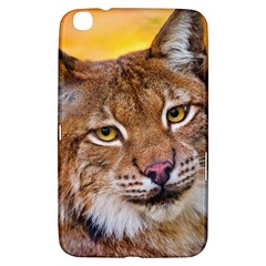 Tiger Beetle Lion Tiger Animals Samsung Galaxy Tab 3 (8 ) T3100 Hardshell Case  by Mariart