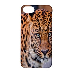 Tiger Beetle Lion Tiger Animals Leopard Apple Iphone 7 Hardshell Case by Mariart