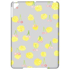 Cute Fruit Cerry Yellow Green Pink Apple Ipad Pro 9 7   Hardshell Case by Mariart