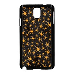 Halloween Spiders Samsung Galaxy Note 3 Neo Hardshell Case (black) by iCreate