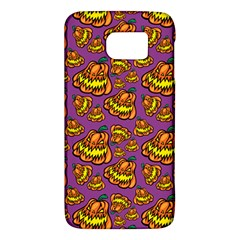 Halloween Colorful Jackolanterns  Galaxy S6 by iCreate