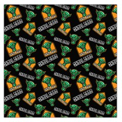 Halloween Ghoul Zone Icreate Large Satin Scarf (square) by iCreate