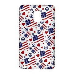 Peace Love America Icreate Galaxy Note Edge by iCreate