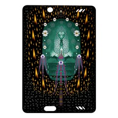 Temple Of Yoga In Light Peace And Human Namaste Style Amazon Kindle Fire Hd (2013) Hardshell Case by pepitasart