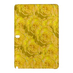 Summer Yellow Roses Dancing In The Season Samsung Galaxy Tab Pro 10 1 Hardshell Case by pepitasart
