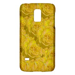 Summer Yellow Roses Dancing In The Season Galaxy S5 Mini by pepitasart
