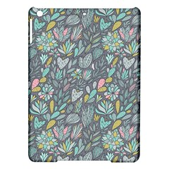 Cactus Pattern Green  Ipad Air Hardshell Cases by Mishacat