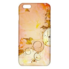 Wonderful Floral Design In Soft Colors Iphone 6 Plus/6s Plus Tpu Case by FantasyWorld7