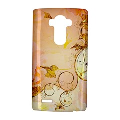 Wonderful Floral Design In Soft Colors Lg G4 Hardshell Case by FantasyWorld7