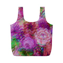 Acid Vintage Full Print Recycle Bags (m)  by QueenOfEngland