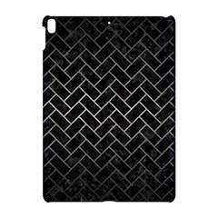 Brick2 Black Marble & Gray Metal 1 Apple Ipad Pro 10 5   Hardshell Case by trendistuff