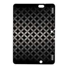 Circles3 Black Marble & Gray Metal 1 Kindle Fire Hdx 8 9  Hardshell Case by trendistuff