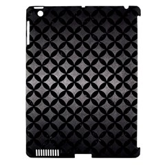 Circles3 Black Marble & Gray Metal 1 (r) Apple Ipad 3/4 Hardshell Case (compatible With Smart Cover) by trendistuff