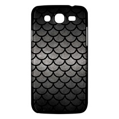 Scales1 Black Marble & Gray Metal 1 (r) Samsung Galaxy Mega 5 8 I9152 Hardshell Case  by trendistuff