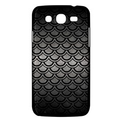 Scales2 Black Marble & Gray Metal 1 (r) Samsung Galaxy Mega 5 8 I9152 Hardshell Case  by trendistuff
