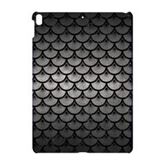 Scales3 Black Marble & Gray Metal 1 (r) Apple Ipad Pro 10 5   Hardshell Case by trendistuff