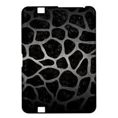 Skin1 Black Marble & Gray Metal 1 (r) Kindle Fire Hd 8 9  by trendistuff