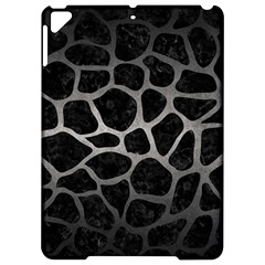 Skin1 Black Marble & Gray Metal 1 (r) Apple Ipad Pro 9 7   Hardshell Case by trendistuff