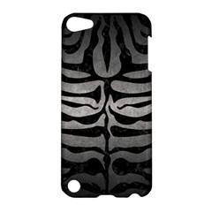 Skin2 Black Marble & Gray Metal 1 (r) Apple Ipod Touch 5 Hardshell Case by trendistuff