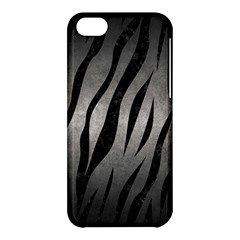 Skin3 Black Marble & Gray Metal 1 (r) Apple Iphone 5c Hardshell Case by trendistuff