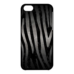 Skin4 Black Marble & Gray Metal 1 (r) Apple Iphone 5c Hardshell Case by trendistuff
