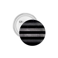 Stripes2 Black Marble & Gray Metal 1 1 75  Buttons by trendistuff