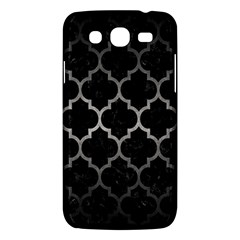 Tile1 Black Marble & Gray Metal 1 Samsung Galaxy Mega 5 8 I9152 Hardshell Case  by trendistuff