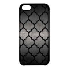 Tile1 Black Marble & Gray Metal 1 (r) Apple Iphone 5c Hardshell Case by trendistuff