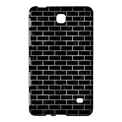 Brick1 Black Marble & Gray Metal 2 Samsung Galaxy Tab 4 (7 ) Hardshell Case  by trendistuff