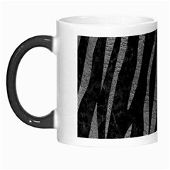Skin3 Black Marble & Gray Leather Morph Mugs by trendistuff
