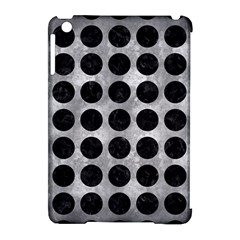 Circles1 Black Marble & Gray Metal 2 (r) Apple Ipad Mini Hardshell Case (compatible With Smart Cover) by trendistuff