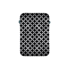 Circles3 Black Marble & Gray Metal 2 Apple Ipad Mini Protective Soft Cases by trendistuff