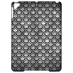 Scales2 Black Marble & Gray Metal 2 (r) Apple Ipad Pro 9 7   Hardshell Case by trendistuff
