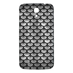 Scales3 Black Marble & Gray Metal 2 (r) Samsung Galaxy Mega I9200 Hardshell Back Case by trendistuff